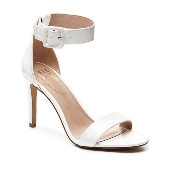 aab5b2929126 6 White Lole Heeled Sandals